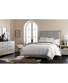 Camilla Bedroom 3-Pc. Set (Queen Bed, Nightstand & Dresser), Created for Macy's