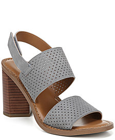Franco Sarto Devine City Dress Sandals