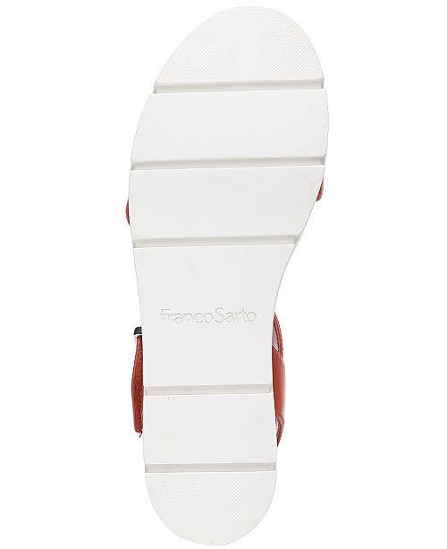 32cd3879988 Franco Sarto Vanjie Platform Sandals   Reviews - Sandals   Flip ...