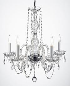 Empress Crystal 5-Light Crystal Chandelier