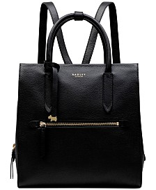 Radley London Arlington Court Large Zip-Top Backpack