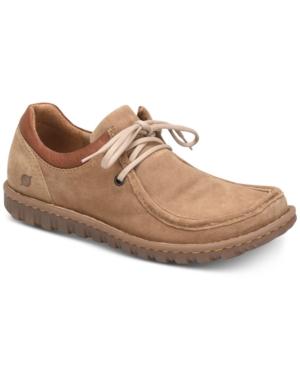 Born Men's Gunnison Moc-Toe Oxford Men's Shoes