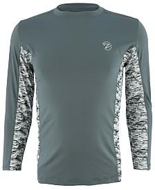 Gillz Men's Waterman CoolCore Quick-Dry Graphic UV T-Shirt