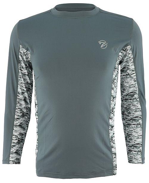 Gillz Gillz Men's CoolCore Quick-Dry Graphic UV T-Shirt