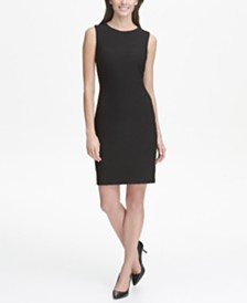 Tommy Hilfiger Tidal Knit Sheath Dress