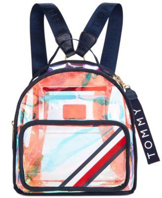 tommy hilfiger iridescent bag