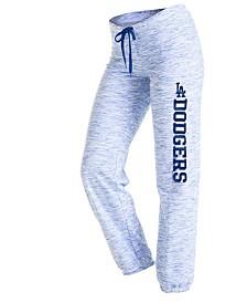 '47 Brand Women's Los Angeles Dodgers Space Dye Capri Pants