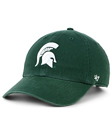 '47 Brand Michigan State Spartans CLEAN UP Cap