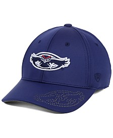 Top of the World Florida Atlantic Owls Pitted Flex Stretch Fitted Cap