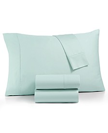Optimal Performance Stay fit 4-Pc Queen Sheet Set, 625 Thread Count Cotton Blend