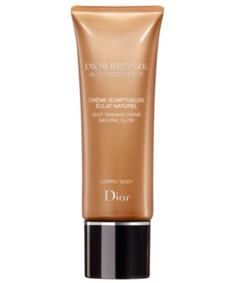 Dior Bronze Self-Tanner Natural Glow for Body 4.05 oz.