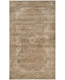 """Vintage Mouse 3'3"""" x 5'7"""" Area Rug"""