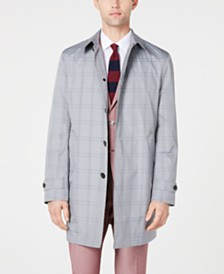Lauren Ralph Lauren Men's Stanza Classic-Fit Raincoat
