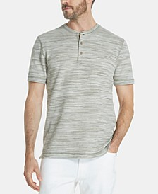 Jacquard Henley Shirt