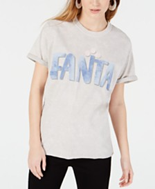 True Vintage Cotton Fanta-Graphic T-Shirt
