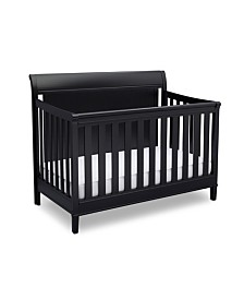 Children New Haven 4-In-1 Convertible Crib, Quick Ship