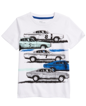 image of Epic Threads Toddler Boys Vintage Car T-Shirt, Created for Macy-s