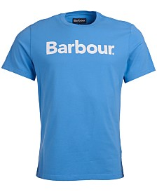 Barbour Men's Logo Graphic T-Shirt