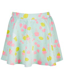 Epic Threads Toddler Girls Ice Cream-Print Scooter Skirt, Created for Macy's