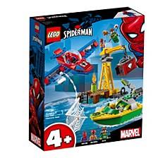 Spider-Man: Doc Ock Diamond Heist 76134