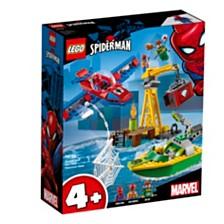 LEGO® Spider-Man: Doc Ock Diamond Heist 76134