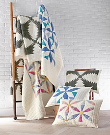 Martha Stewart Collection Artisan Quilt Collection, Created for Macy's