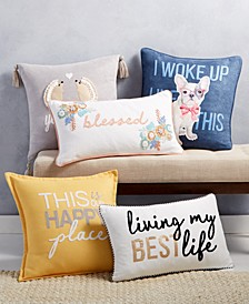 CLOSEOUT!  Decorative Pillow Collection