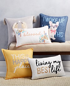 Lacourte Decorative Pillow Collection