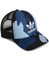 3b1d67726c9f0 adidas Men s Originals Camo Trucker Hat