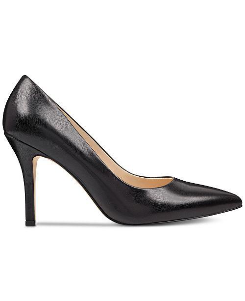 f6e2a51a29 Nine West Flax Pointed Toe Pumps & Reviews - Pumps - Shoes - Macy's