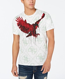 Guess Men's Eagle Graphic T-Shirt