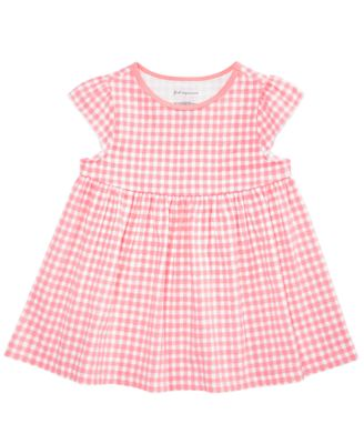 Baby Girls Gingham Tunic, Created for Macy's