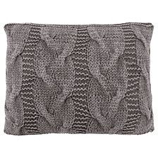 """French Connection Hailey 18"""" x 22"""" Decorative Throw Pillows"""