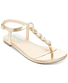 Blue by Betsey Johsnon Laur Sandals