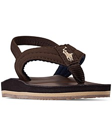Toddler Boys' Leo Sandals from Finish Line