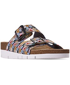 Skechers Women's Bobs for Dogs and Cats Bohemian Scratch Party Sandals from Finish Line