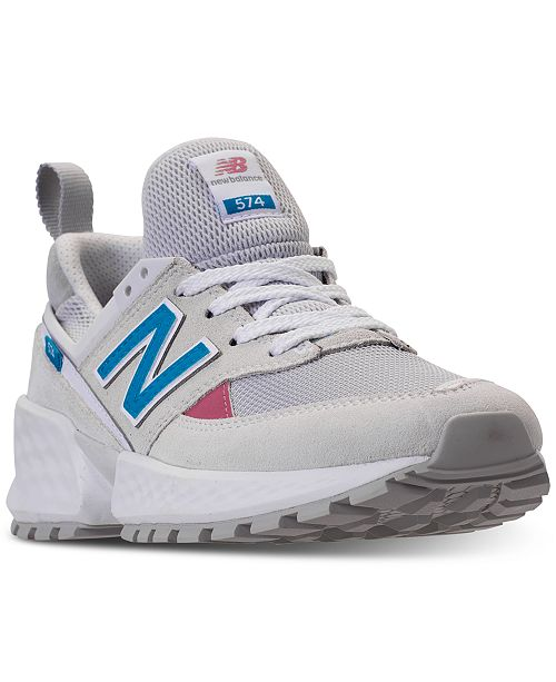 Womens New Balance 574 Sneakers Casual Shoes 7.5 Off White