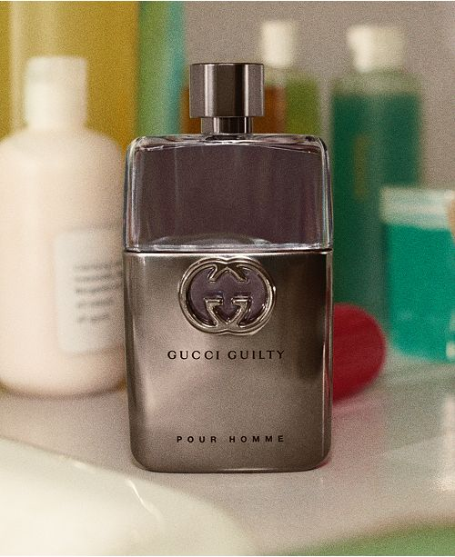 4226388b7a1 Gucci Guilty Pour Homme Fragrance Collection   Reviews - Shop All ...