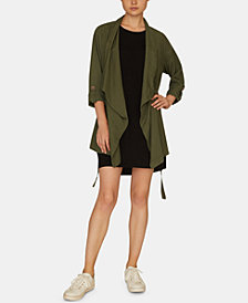 Sanctuary On The Go Belted Jacket