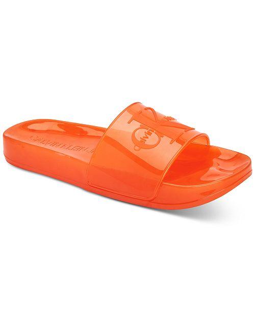 Calvin Klein Jeans Calvin Klein Men's Elmos Slide Sandals