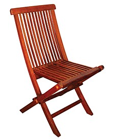 TERRACE MATES Folding Side Chairs, Set of 2