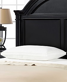 Overstuffed Plush Med/Firm Gel Filled Side/Back Sleeper Pillow - Standard
