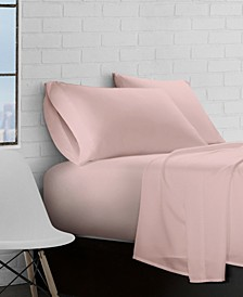 Super Soft Triple Brushed Microfiber 4-Piece Sheet Set - Full