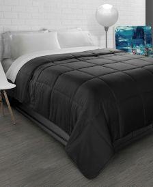 All-Season Soft Brushed Microfiber Down-Alternative Comforter - Full/Queen