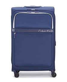 """Calvin Klein Lincoln Square 28"""" Softside Upright Luggage"""