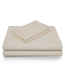 Woven Rayon from Bamboo King Sheet Set