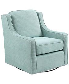 Harris Swivel Chair, Quick Ship