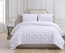 Luxe Silky Satin Queen Coverlet Set