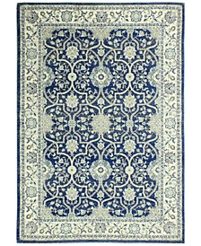 "Medley 5397A Dark Blue 8'6"" x 11'6"" Area Rug"