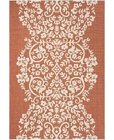 "Martha Stewart Collection Cinnamon Stick 2'7"" x 8'2"" Runner Area Rug, Created for Macy's"